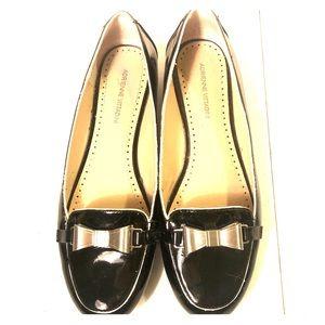 Adrienne Vittadini Patent Leather Flats